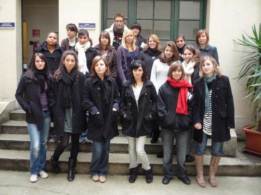 Groupe 1 L1I02 2009-2010